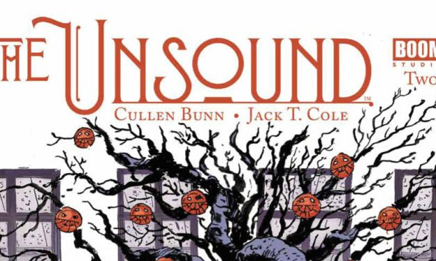 Bunn and Cole's The Unsound Rushes Through a Sloppy Second Issue