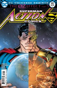Action Comics #989 - DC Comics - Nick Bradshaw and Brad Anderson