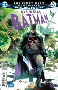 All-Star Batman #14 - DC Comics - Rafael Albuquerque and Jordie Bellaire