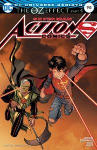 Action Comics #990 - DC Comics - Nick Bradshaw and Brad Anderson