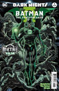 Batman: The Dawn Breaker #1 - DC Comics - Jason Fabok and Brad Anderson