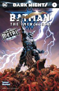 Batman: The Merciless #1 - DC Comics - Jay Fabok and Brad Anderson