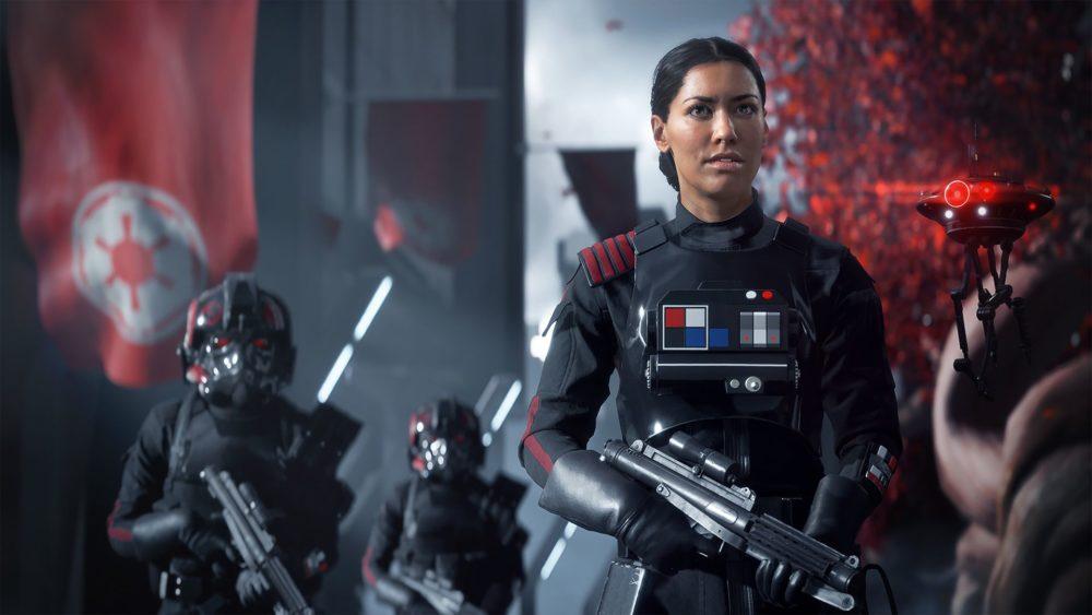 Star Wars Battlefront II, EA Digital Illusions CE, EA, 2017