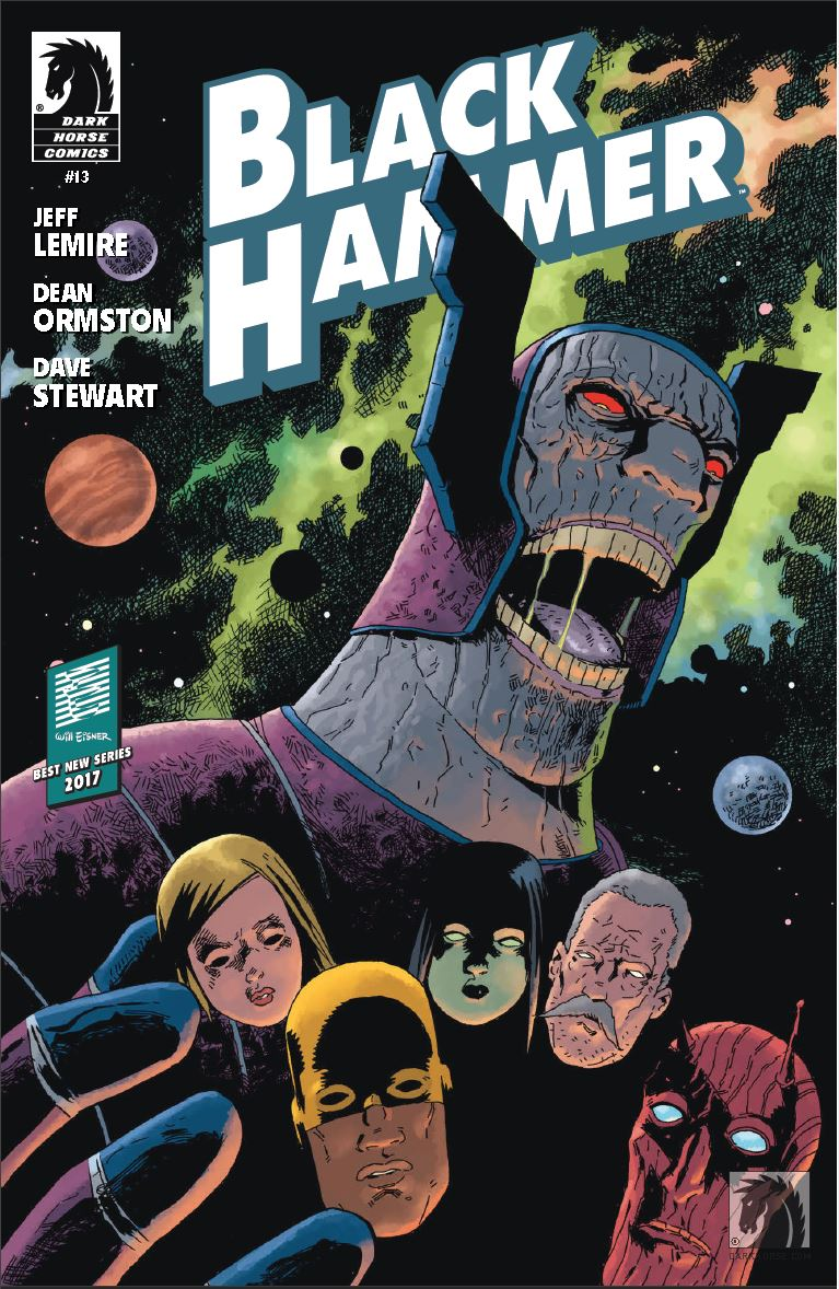 The Golden Age Clashes with the Modern Age in Black Hammer [Review]
