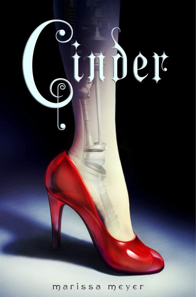 Cinder, Marissa Meyer, Macmillan, 2012