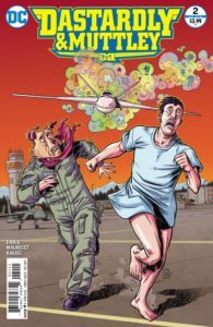 Dastardly & Muttley #2 - DC Comics - Mauricet