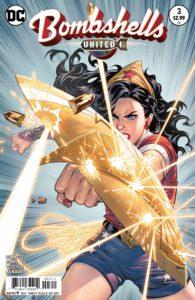 Bombshells United #3 - DC Comics - Emanuela Lupacchino and Tomeu Morey