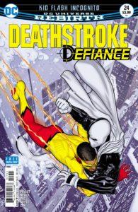 Deathstroke #24 - DC Comics - Ryan Sook