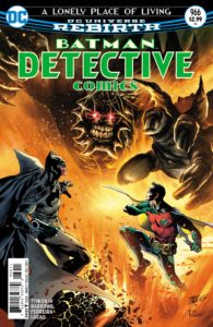 Detective Comics #966 - DC Comics - Eddy Barrows, Eber Ferreira and Adriano Lucas