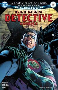 Detective Comics #967 - DC Comics - Barrows, Ferreira and Lucas