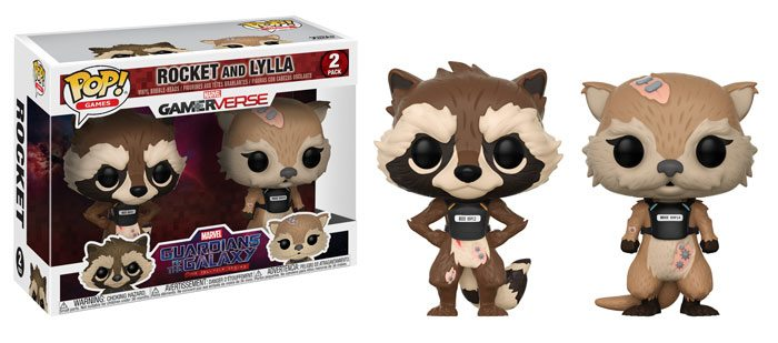 Funko POP! Telltale Games Guardians of the Galaxy