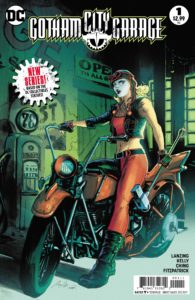 Gotham City Garage #1 - DC Comics - Rafael Albuquerque