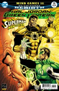 Hal Jordan & The Green Lantern Corps #30 - DC Comics - Ethan Van Sciver and Jason Wright