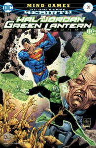 Hal Jordan and the Green Lantern Corps #31 - DC Comics - Ethan Van Sciver and Jason Wright
