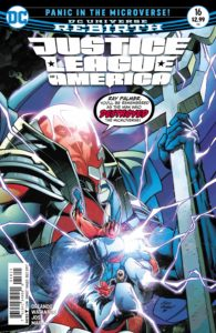 Justice League of America #16 - DC Comics - Andy Kubert and Brad Anderson
