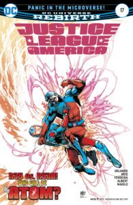 Justice League of America #17 - DC Comics - Ivan Reis and Marcelo Maiolo