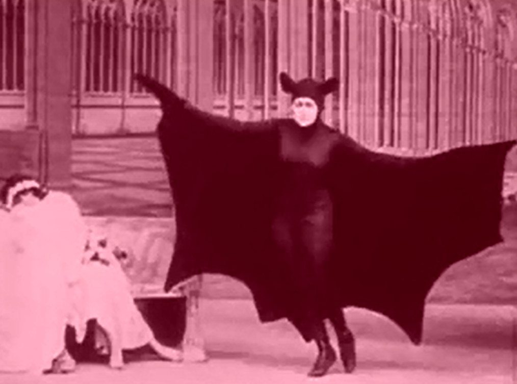 Stacia Napierkowska in Les Vampires