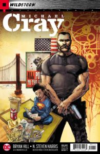 The Wildstorm: Michael Cray #1 - DC Comics - Denys Coan, Bill Sienkiewicz and Steve Buccellato