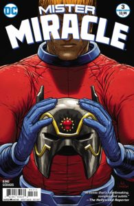 Mister Miracle #3 - DC Comics - Nick Derington
