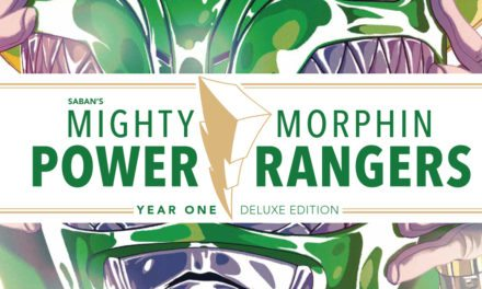 BOOM! Studios Power Rangers: A Licensed Comic Done Right