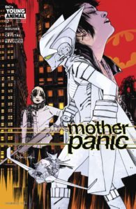 Mother Panic #12 - DC Comics - Artists