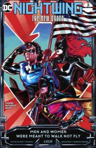 Nightwing: The New Order #3 - DC Comics - Trevor McCarthy