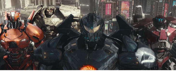 Pacific Rim Uprising UnCancels the Apocalypse