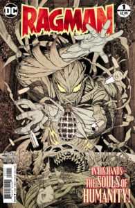 Ragman #1 - DC Comics - Guillem March