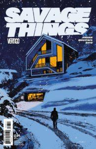 Savage Things #8 - DC Comics - John Paul Leon