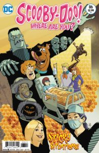 Scooby-Doo, Where Are You? #86 - DC Comics - Scott Gross