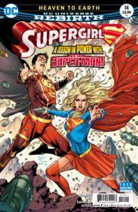 Supergirl #14 - DC Comics - Robson Rocha, Daniel Henriques and Michael Atiyeh
