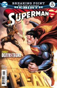 Superman #32 - DC Comics - Tyler Kirkham and Arif Prianto