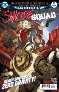 Suicide Squad #27 - DC Comics - Stjepan Sejic