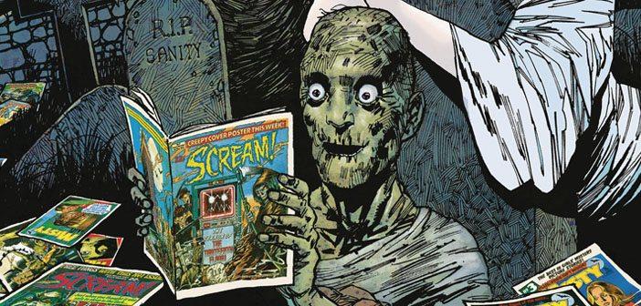 British Horror Comics Live Again: Scream! & Misty Halloween Special