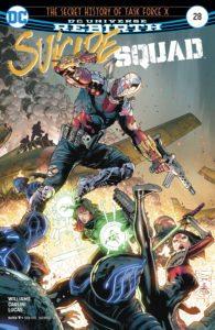 Suicide Squade #28 - DC Comics - Tony S. Daniel, Danny Miki and Tomeu Morey