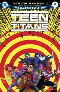 Teen Titans #13 - DC Comics - Dan Mora