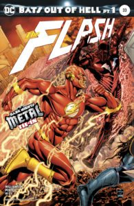 The Flash #33 - DC Comics - Ethan Van Sciver and Jason Wright
