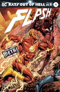 The Flash #33 - DC Comics - Ethan Van Sciver and Jason Wright