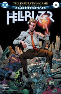 The Hellblazer #16 - DC Comics - Tim Seeley with Chris Sotomayor