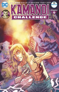 The Kamandi Challenge #10 - DC Comics - Francis Manapul