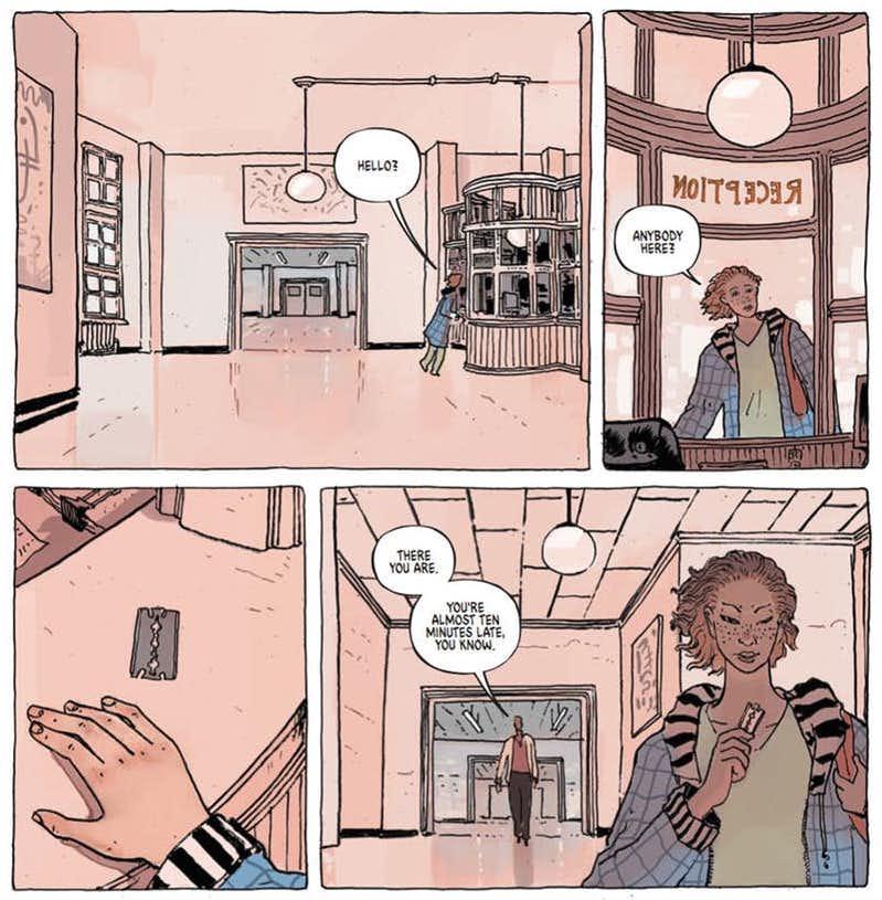 THE UNSOUND #1 Cullen Bunn (script), Jack T. Cole (art) BOOM! Studios June 7 2017