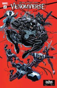 Venomverse #1 - Cover by Nick Bradshaw