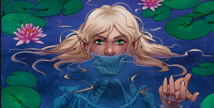 Ghouls Rule in Wayward Sisters: Interview with Editor Allison O'Toole