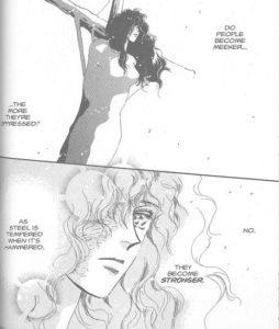 Basara volume 13, page 168, by Yumi Tamura.