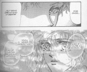 Basara volume 14, page 184, by Yumi Tamura