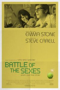 Battle of the Sexes, Cloud Eight Films, 2017