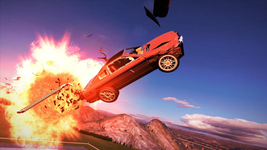 Crashday: Redline Edition, Moonbyte Games, 2tainment GmbH, 2017