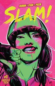 SLAM! Volume 1 Cover