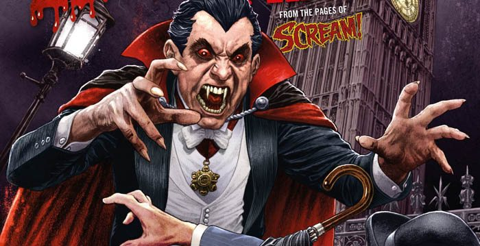 The Dracula File Offers Bite-Sized 1980s Horror