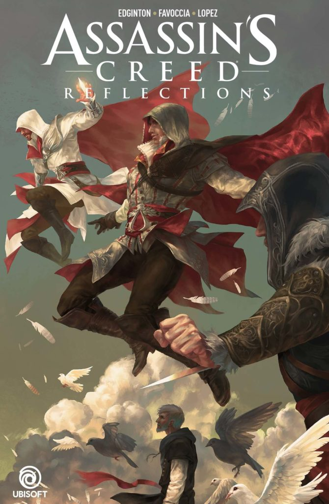 Assassin's Creed: Reflections Cover Art